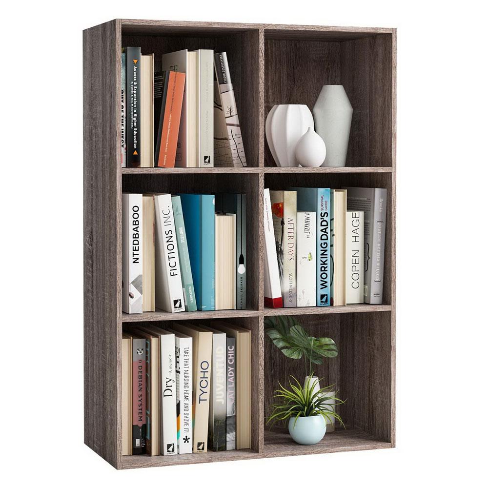 کتابخانه چوبی 6134