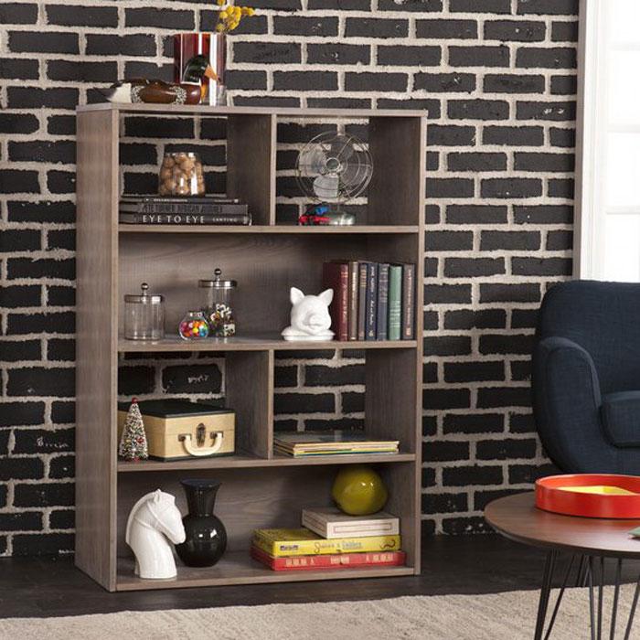 کتابخانه چوبی 6143