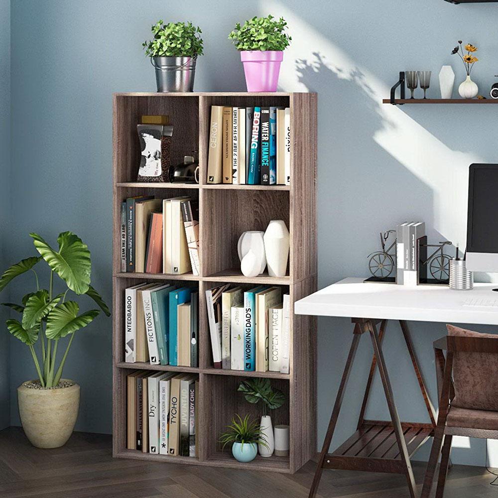 کتابخانه چوبی 6149