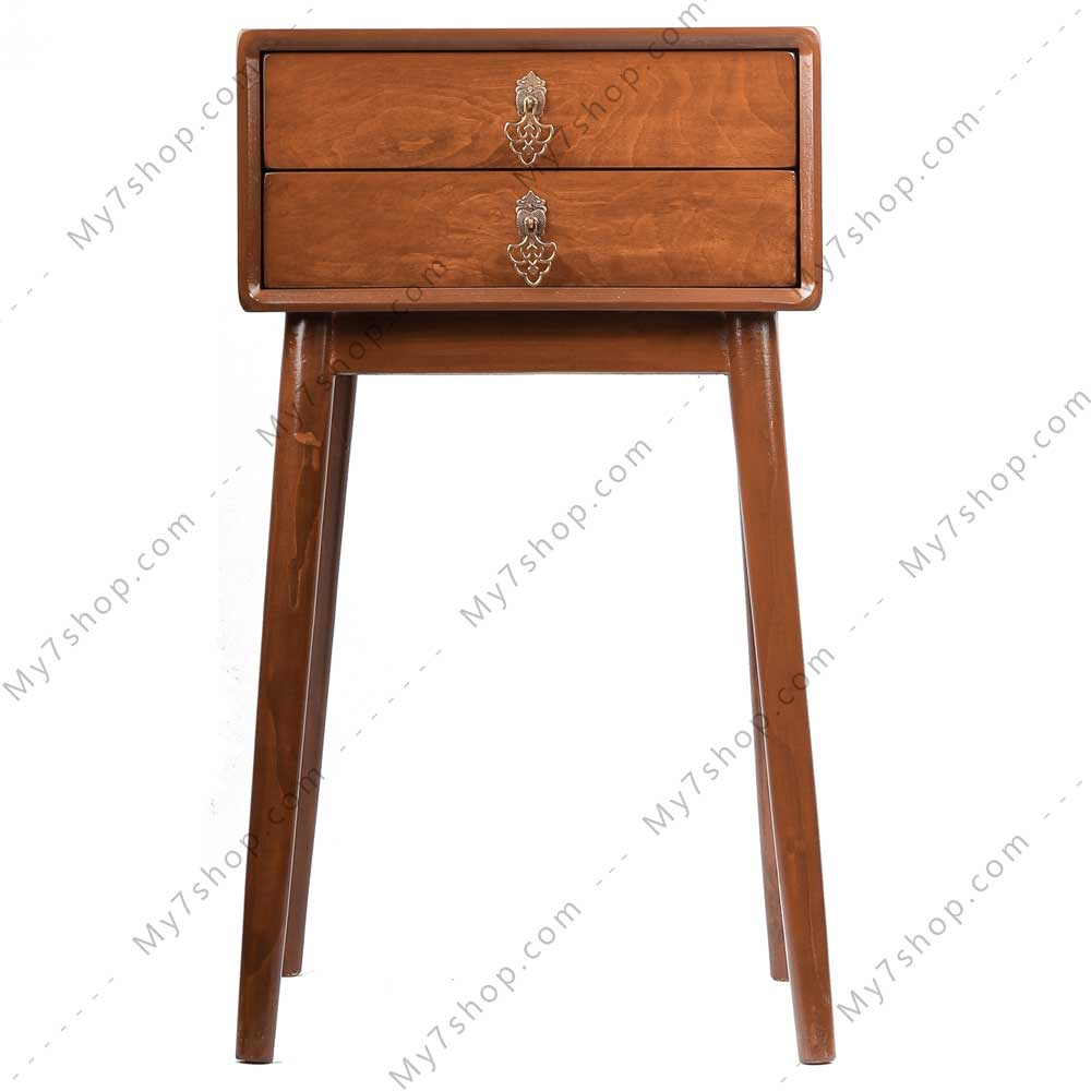 میز تلفن چوبی فلورانس 2