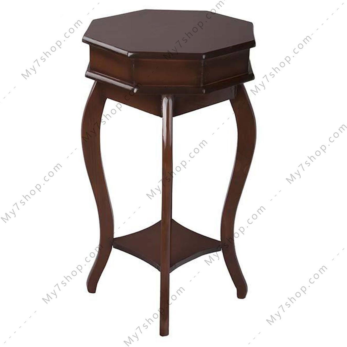 میز تلفن چوبی گراند