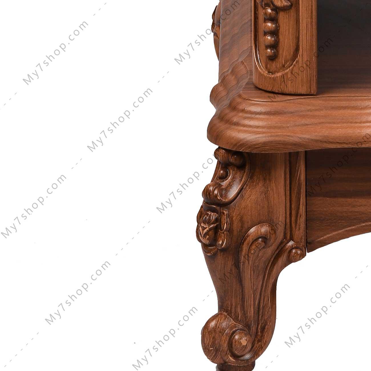 پایه چوب میز جلومبلی سناتور
