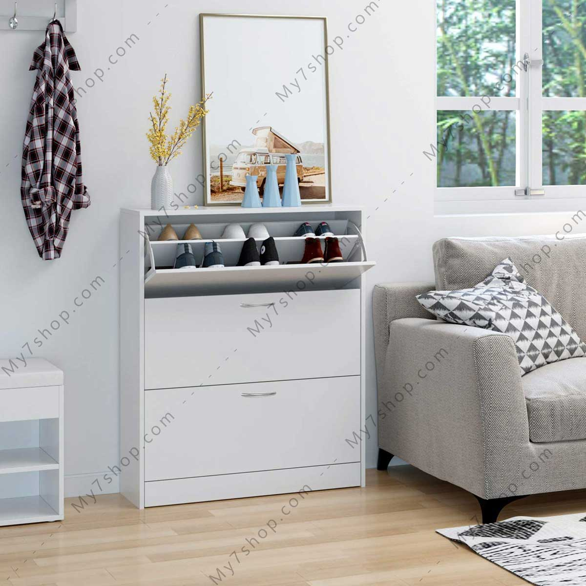 جاکفشی چوبی 9031 (3)