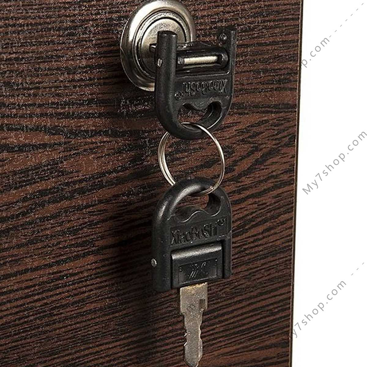 فایل-چوبی-قفل-دار